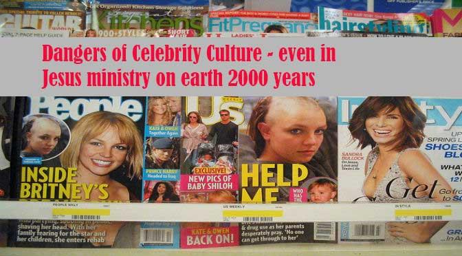 Dangers of Celebrityculture