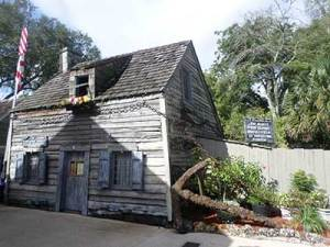 Old school house, St Augustine