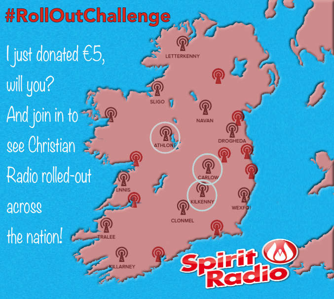 Roll Out Challenge – Spirit Radio